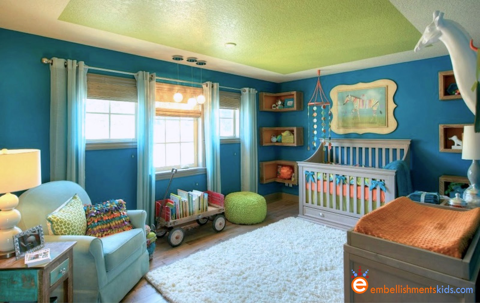 Baby and Toddler Boy Room 1600 x 1011