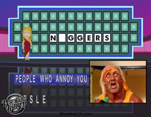 Hulk Hogan Wheel of Fortune South Park Naggers