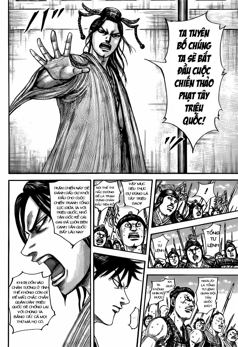 Kingdom – Vương Giả Thiên Hạ (Tổng Hợp) chap 498 page 5 - IZTruyenTranh.com