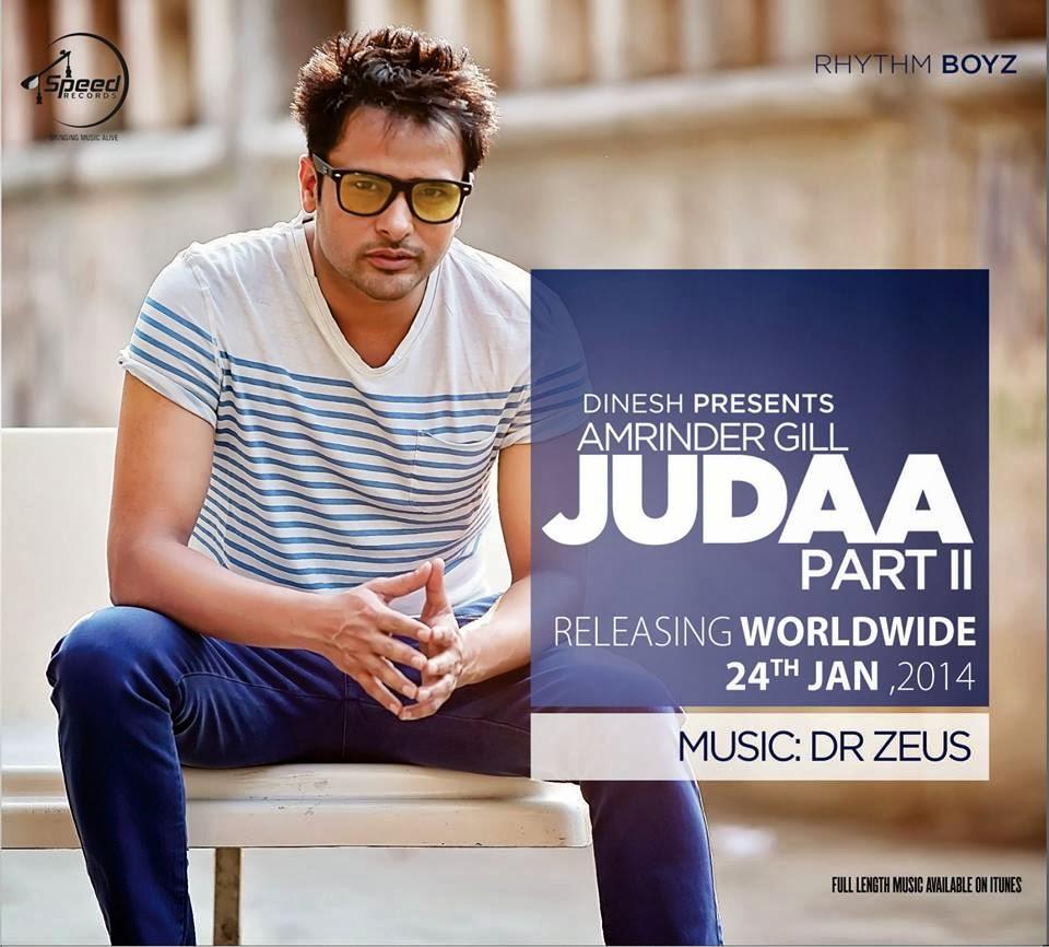 Amrinder Gill Album Judaa 2