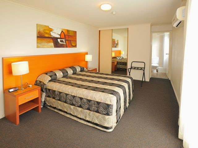 Metro Hotel & Apartments Gladstone serviced apartment