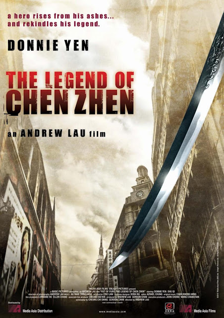 Legend of the Fist – The Return of Chen Zhen 2010 DvdRip Español Latino Acción