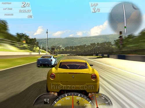 Ferrari Virtual Race PC Game