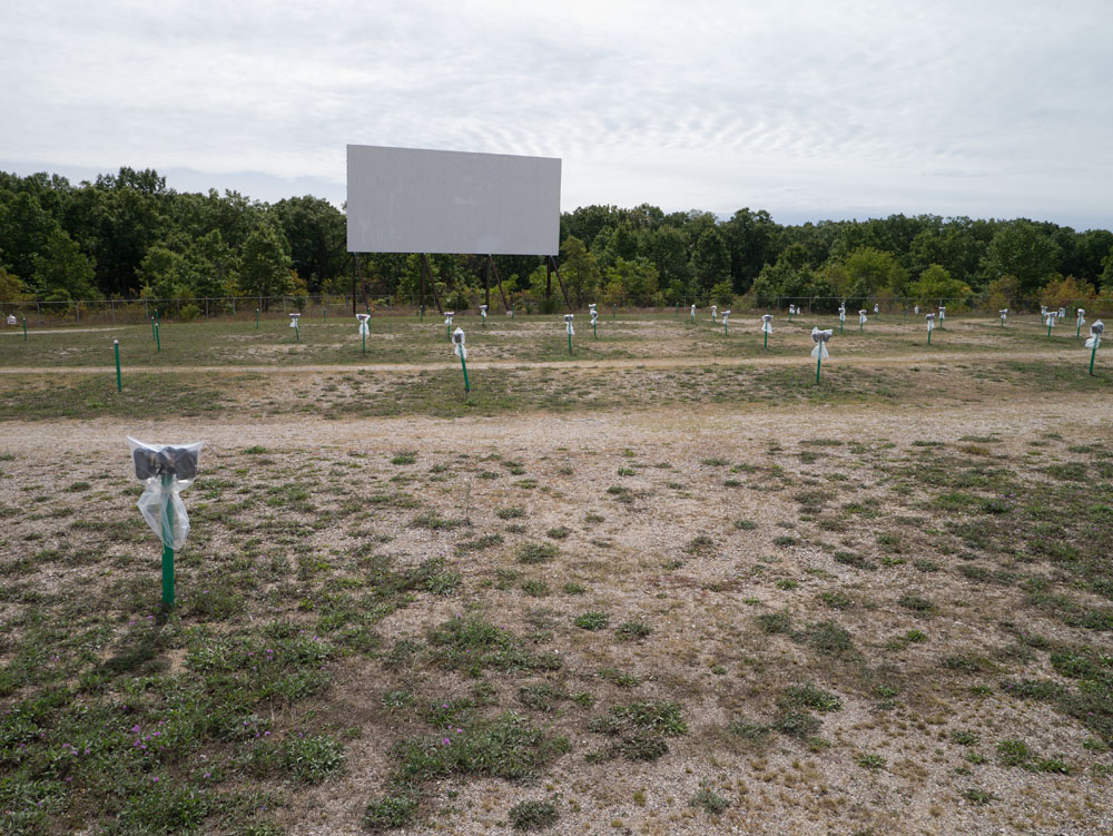 working pictures getty 4 and cherry bowl drivein theaters