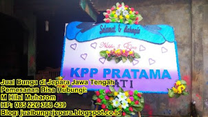 Harga Papan Bunga Happy Wedding 500.000