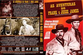 AS AVENTURAS DE FRANK E JESSE JAMES
