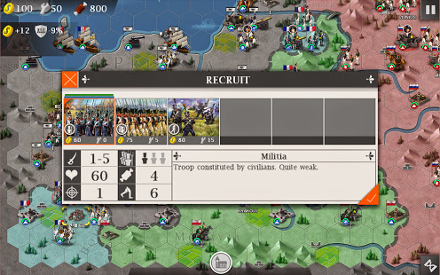 European War 4: Napoleon Apk Android