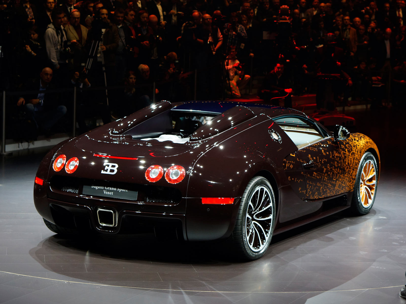 refcars bugatti veyron grand sport venet special edition. Black Bedroom Furniture Sets. Home Design Ideas