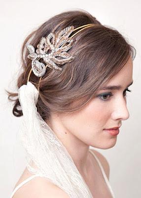 Trend Rambut Lebaran Fancy Headband