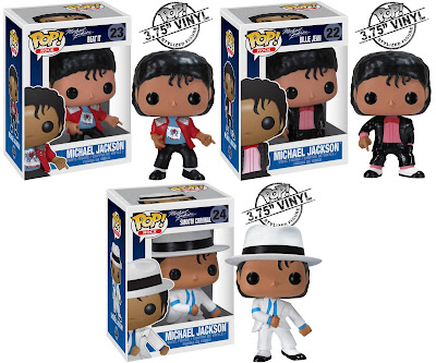 "Michael Jackson Pop! Rocks Series - ""Beat It"" Michael, ""Billie Jean"" Michael & ""Smooth Criminal"" Michael"