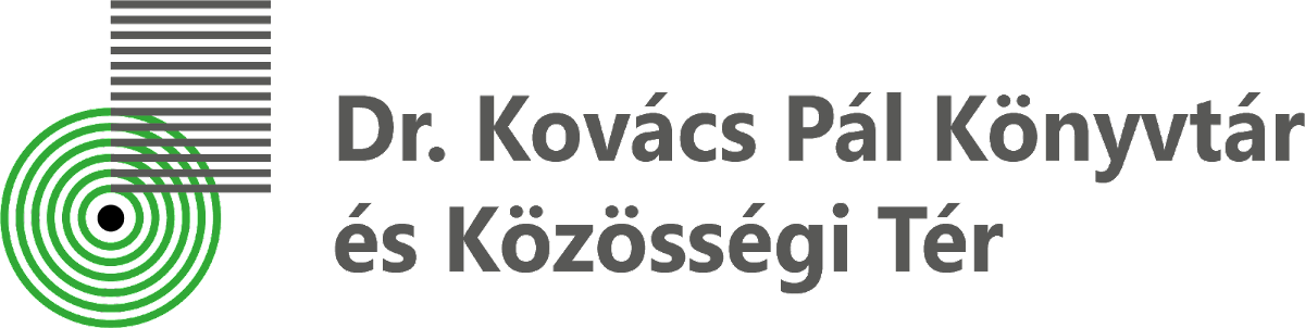 A Dr. Kovács Pál Könyvtár és Közösségi Tér blogja