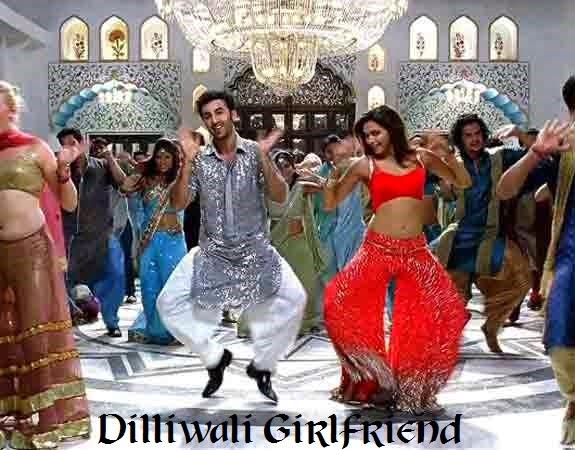 Dilliwali Girlfriend Song Lyrics