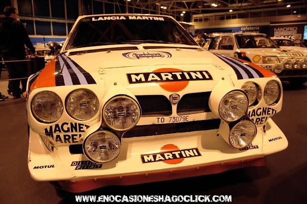 Lancia Delta S4 grupo B