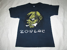 VTG ZORLAC SHRUNKEN HEAD T-SHIRT