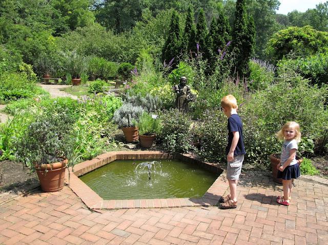 Inniswood Herb Garden