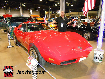 1974 Corvette Jax Wax Chicago World of Wheels