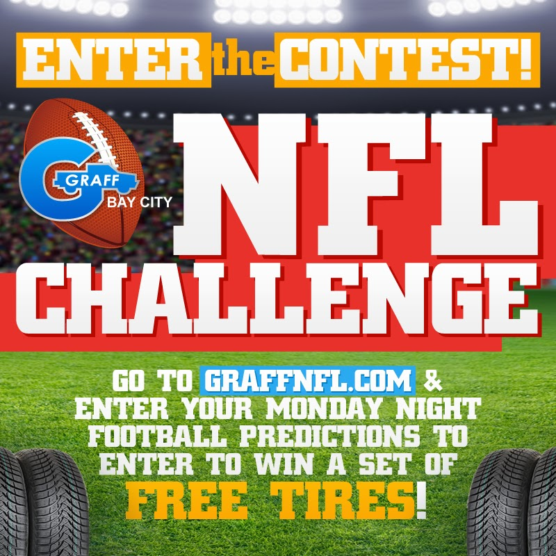 Tips to Succeed in the Graff NFL Challenge