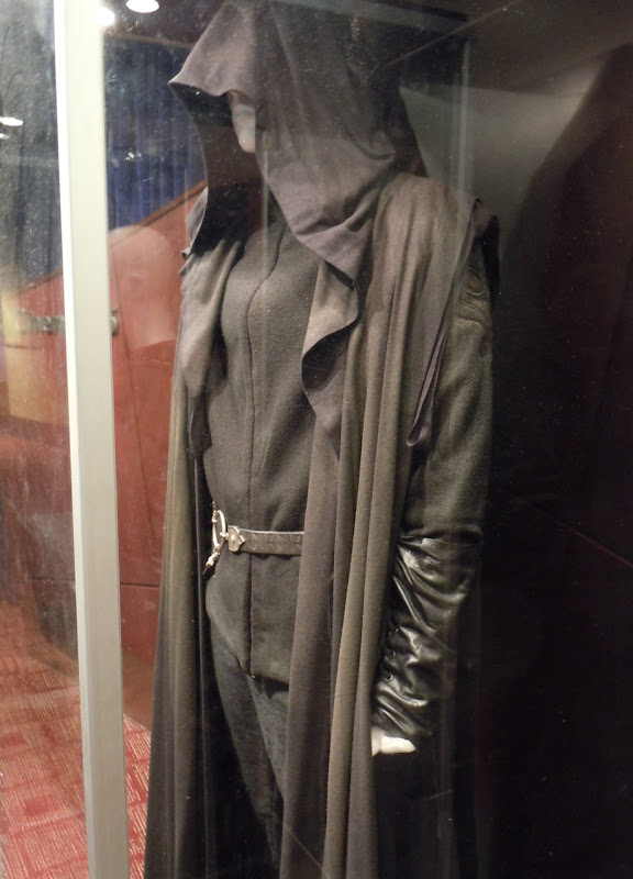Death Eater movie costume Harry Potter