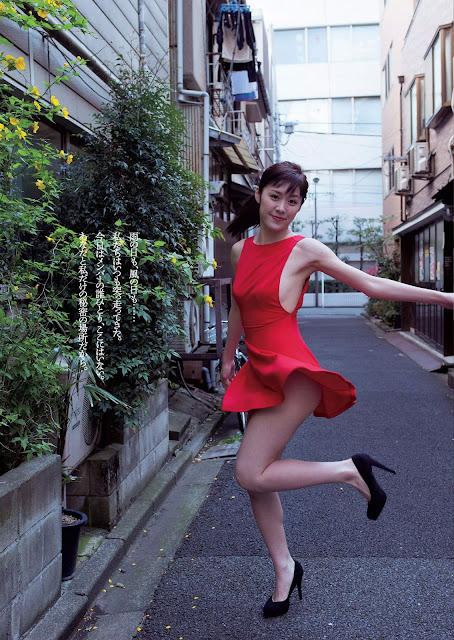 なぎさりん Nagisa Rin Weekly Playboy June 2015 Pictures 3