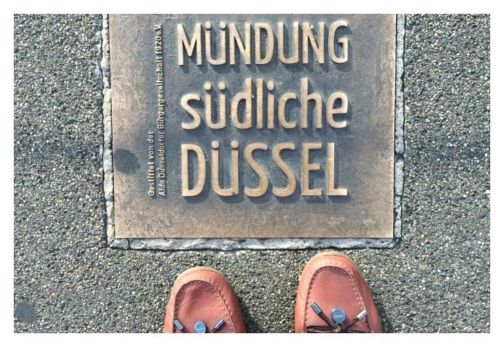 Düsselmündung