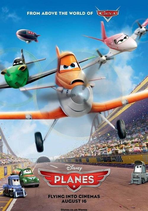 Planes (2013) Postet