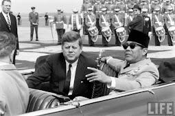 Sukarno Ganyang Amerika