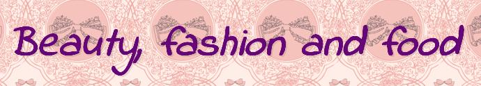 Il mio blog di bellezza e moda (e un pò anche cibo)