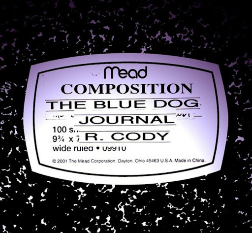 The Blue Dog Journal