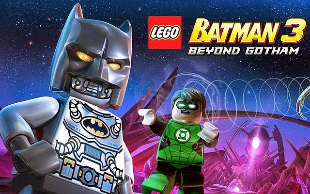 LEGO Batman 3 Beyond Gotham Free Download Game