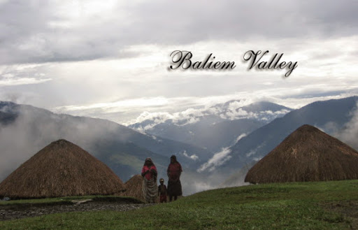 baliem valley papua beautiful scenery