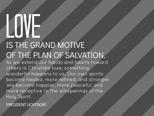 All Things Bright and Beautiful: Plan of Salvation Quotes ...