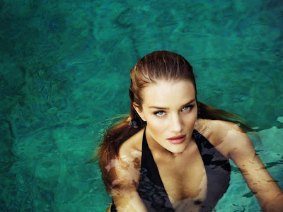 Rosie Huntington whiteley Esquire UK Magazine Photoshoot April 2015