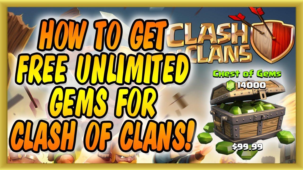 Hack Gems Clash Clans Online Cheats Unlimited