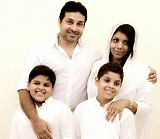 Nizam Family Photo