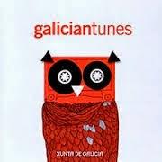 Portal web de Música Galega