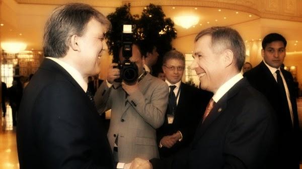 Минниханов приглашает турецких партнеров в Иннополис