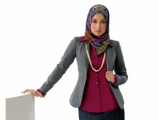 jilbab kantor