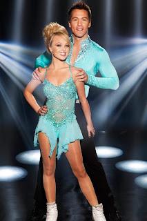 Jorgie Porter Dancing On Ice Promos