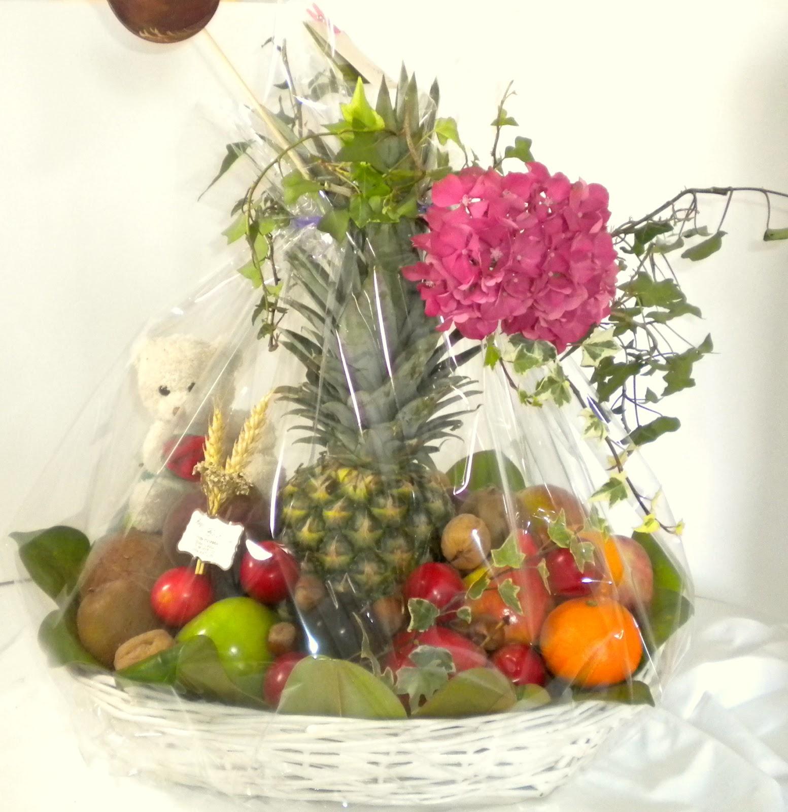 Regalo en centros de fruta for Centros de frutas