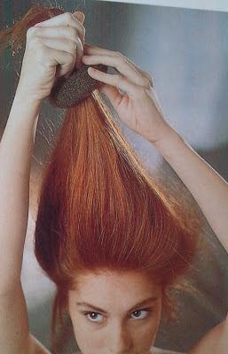 Upięcia. Propozycje fryzur i sposób wykonania.