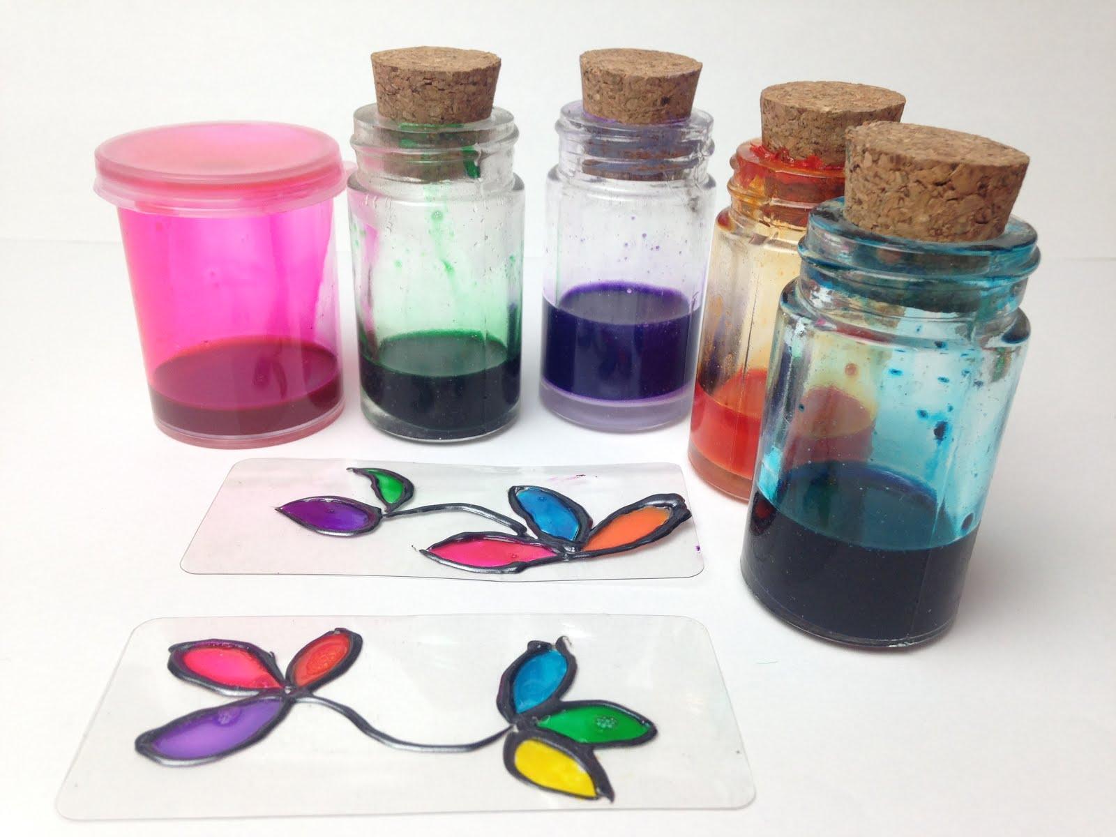 Como te dije podes mezclar los colorantes entre s en for Laca al agua para muebles