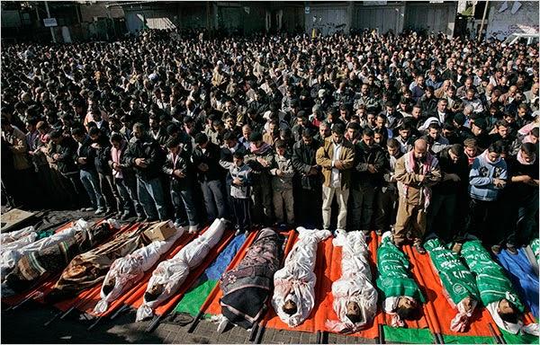 Sniper Israel Bunuh 24 Demonstran Palestina