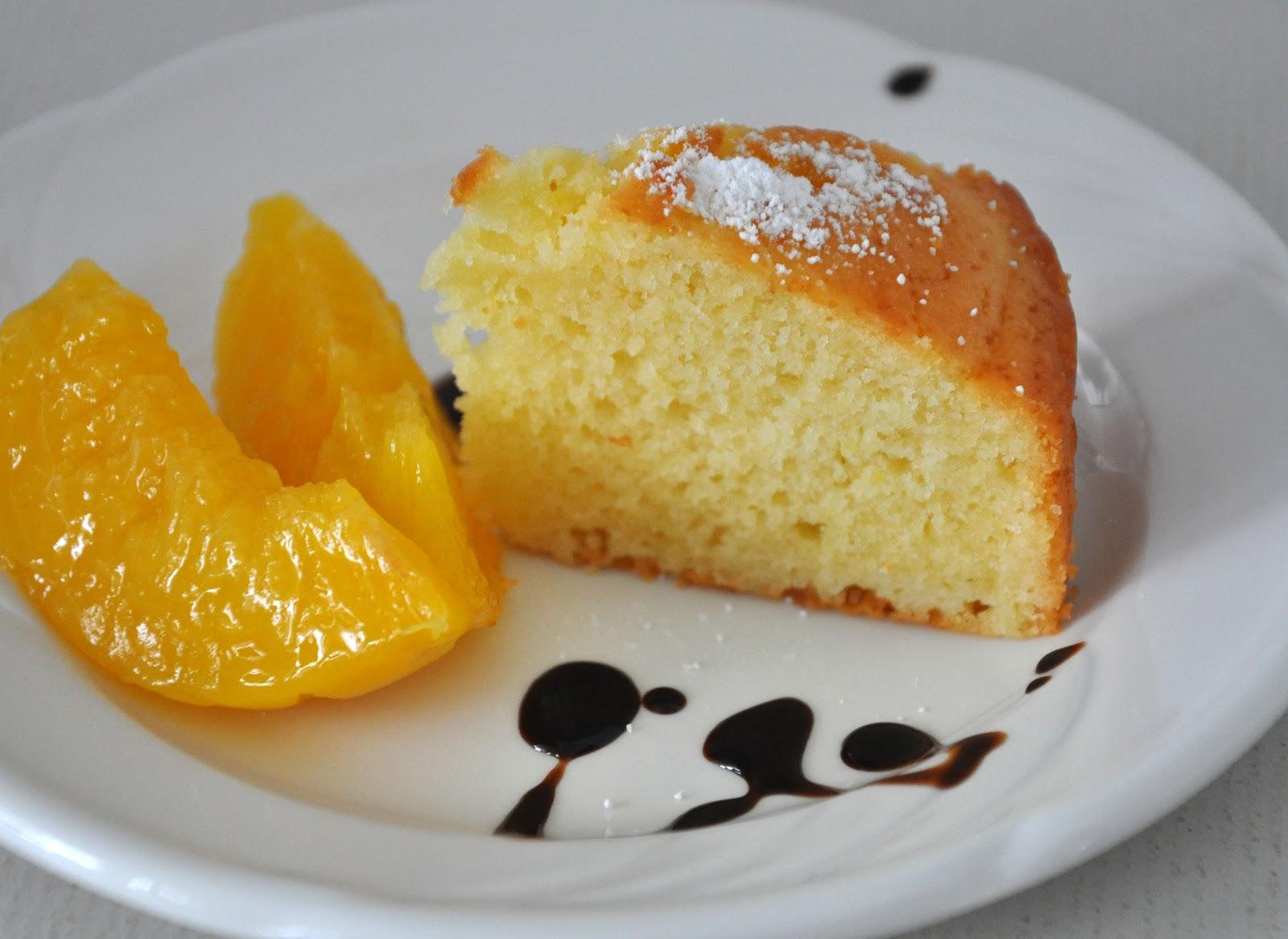 Healthy and Delicious Lemon Yogurt Cake   The Baking Bee