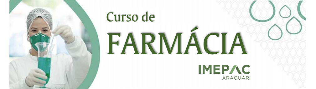Curso de Farmácia IMEPAC Araguari