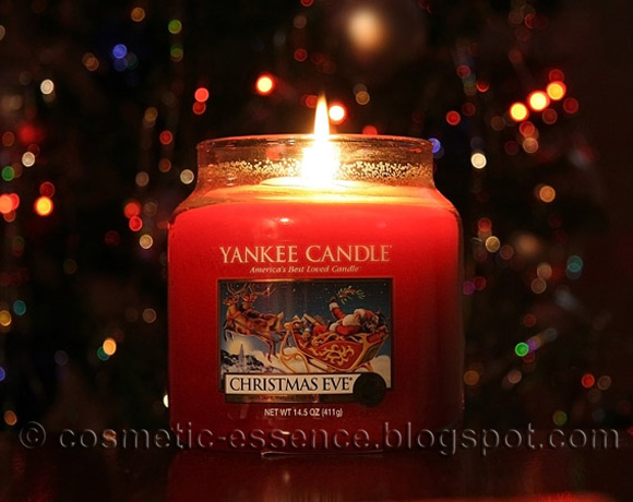 Yankee Candle Christmas Eve