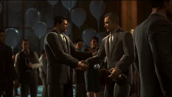 Arkham Origins New Year Eve Humanitarian Of The Wayne Foundation Bruce