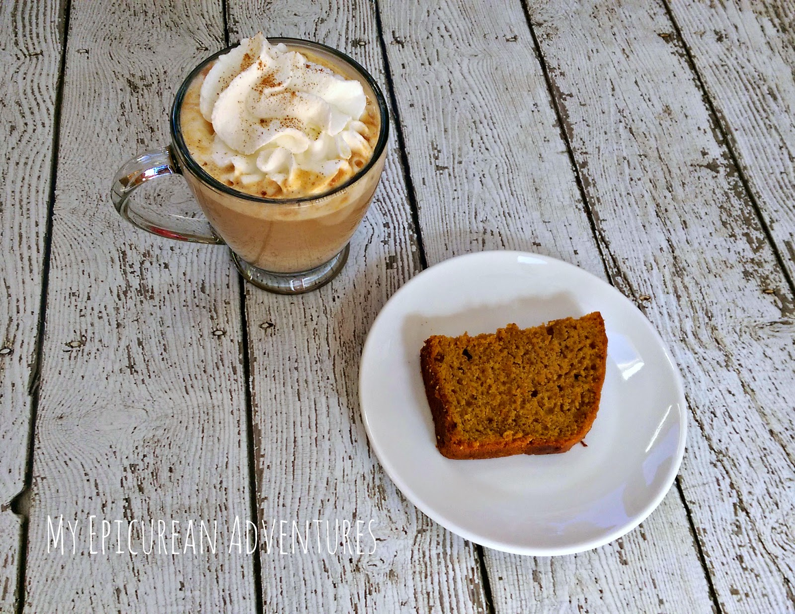 DIY Pumpkin Spice Latte. Tastier, cheaper AND better for you! SOO goood!