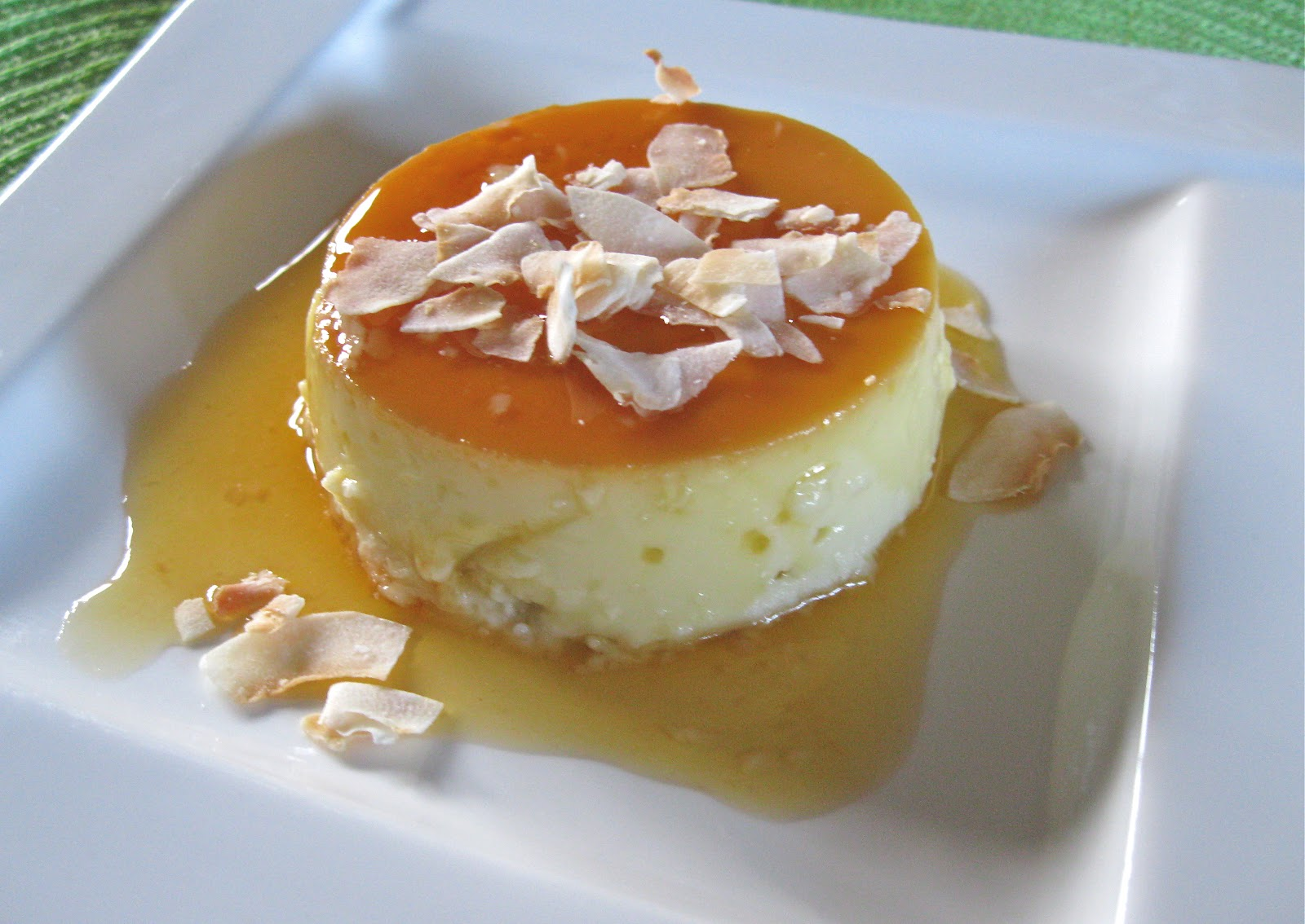 Bakeaway with Me: Coconut Flan and My Dinner Club
