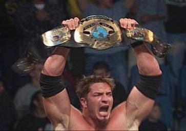 Sean O'Haire WCW Tag Team Champion
