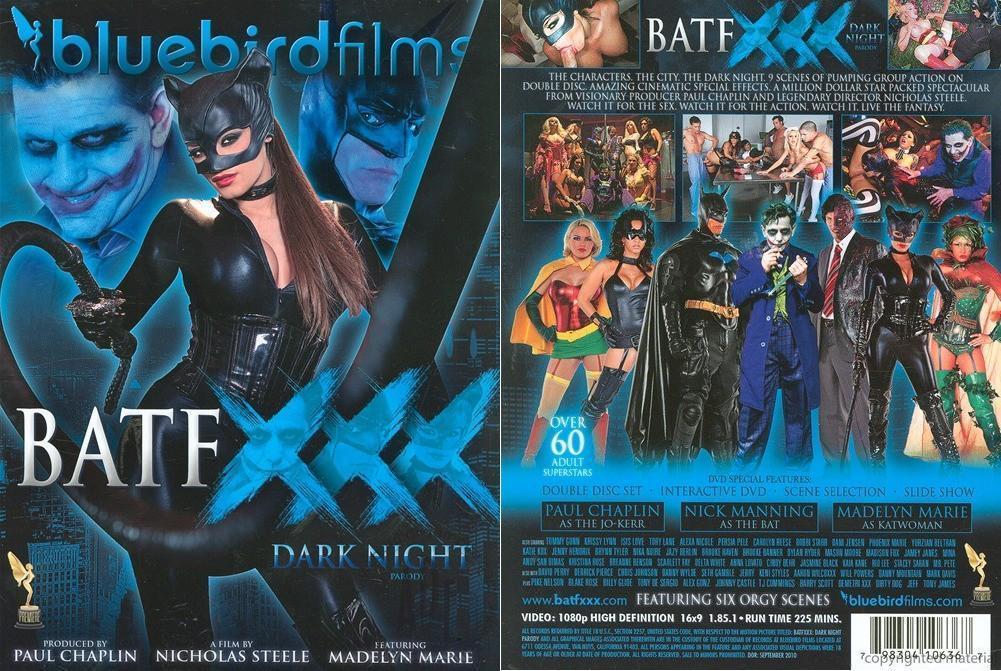Бэтмен кино секс порно пародия темная ночь